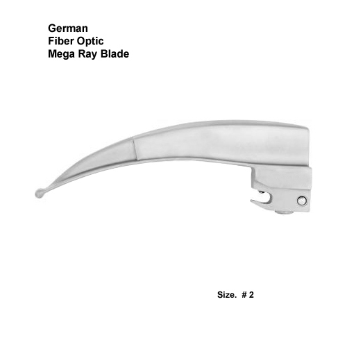 Fiber Optic German Mega Ray Blade # 2