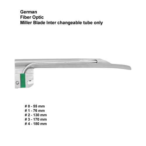 Fiber Optic Inter Changeable Tube Only