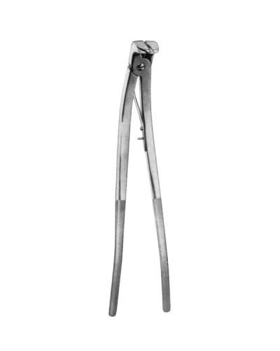 Roberts Rib Shear 34cm, w/angular probe ended
