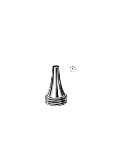 Hartmann Ear Speculum 4.0mm Fig.1