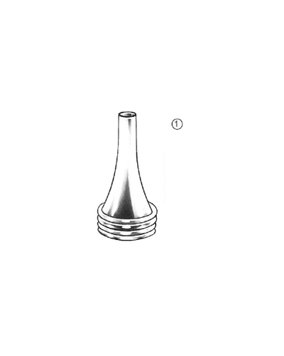 Politzer Ear Speculum 3mm, Fig.1 View Detail