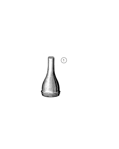 Erhardt Ear Speculum 4.5mm Fig.1