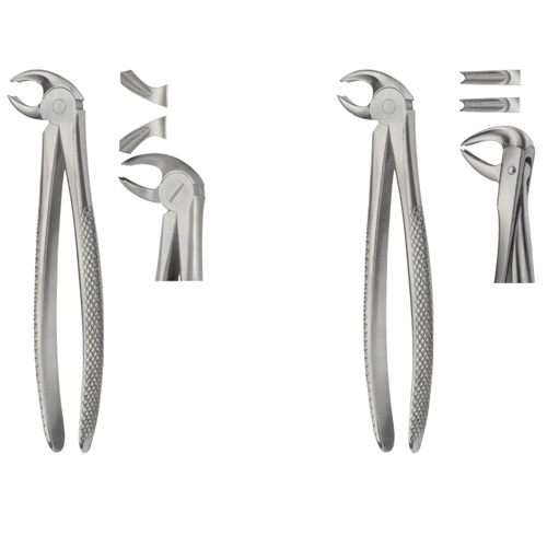 Tooth Forceps for Lower